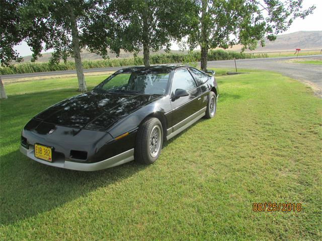 Picture of '86 Fiero - $7,000.00 Offered by a Private Seller - MYC6
