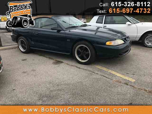 Picture of '95 Mustang - N4U3