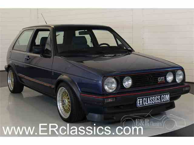 Picture of '87 Golf - N4UP
