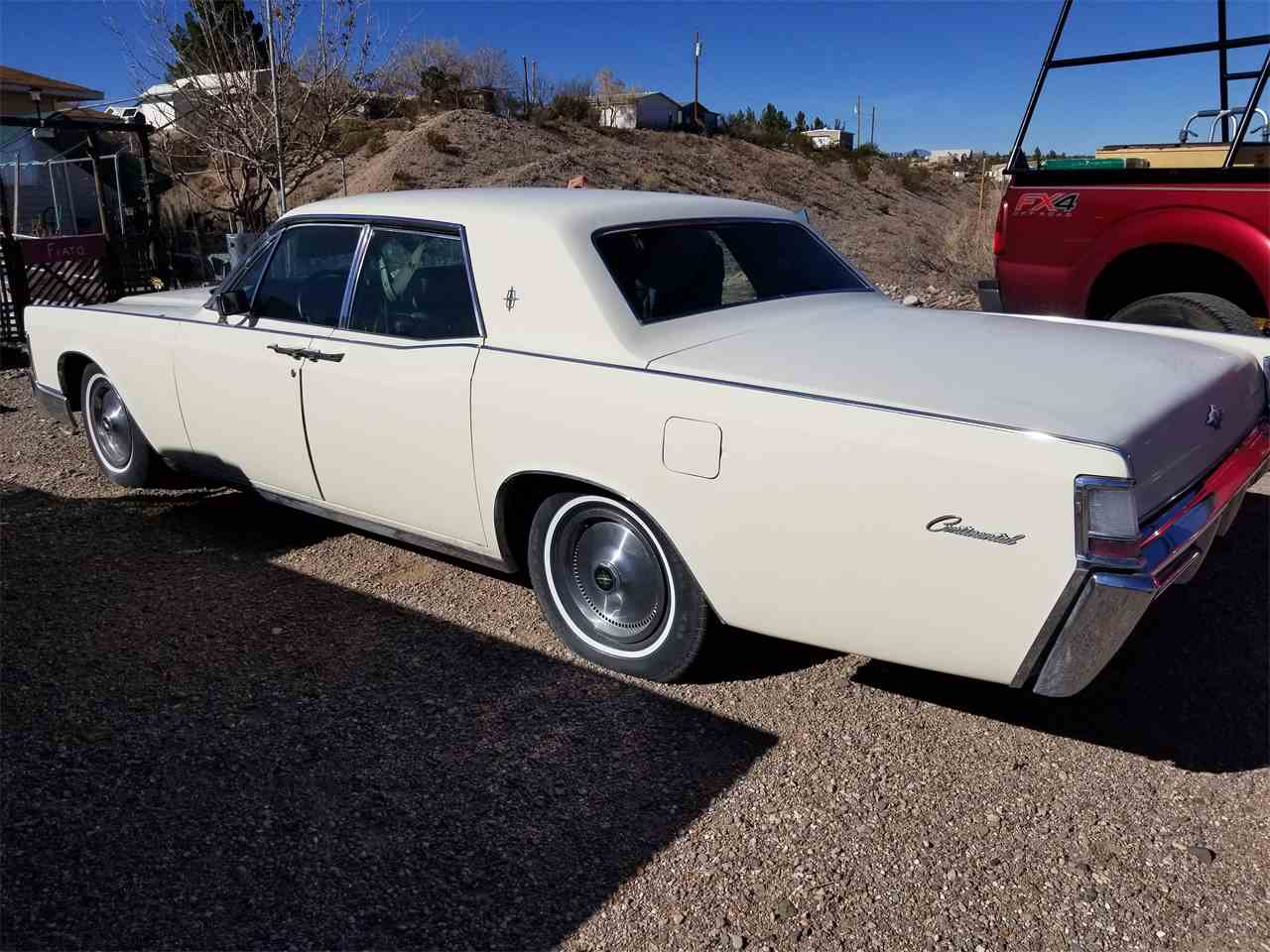 1969 Lincoln Continental for Sale | ClicCars.com | CC-1070938