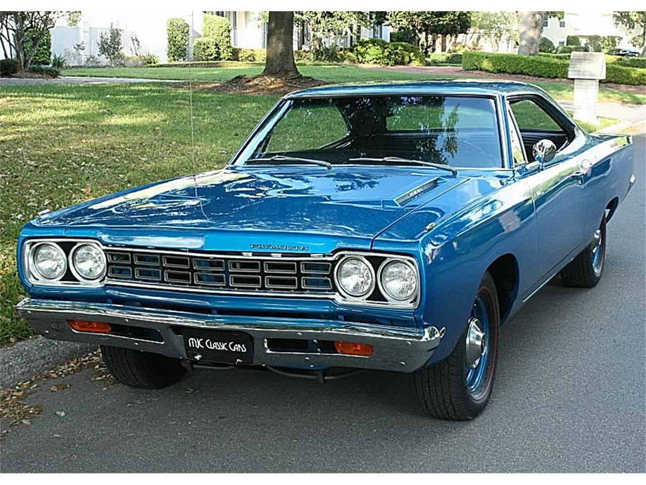 Large Picture of Classic '68 Road Runner Offered by MJC Classic Cars - N4UW