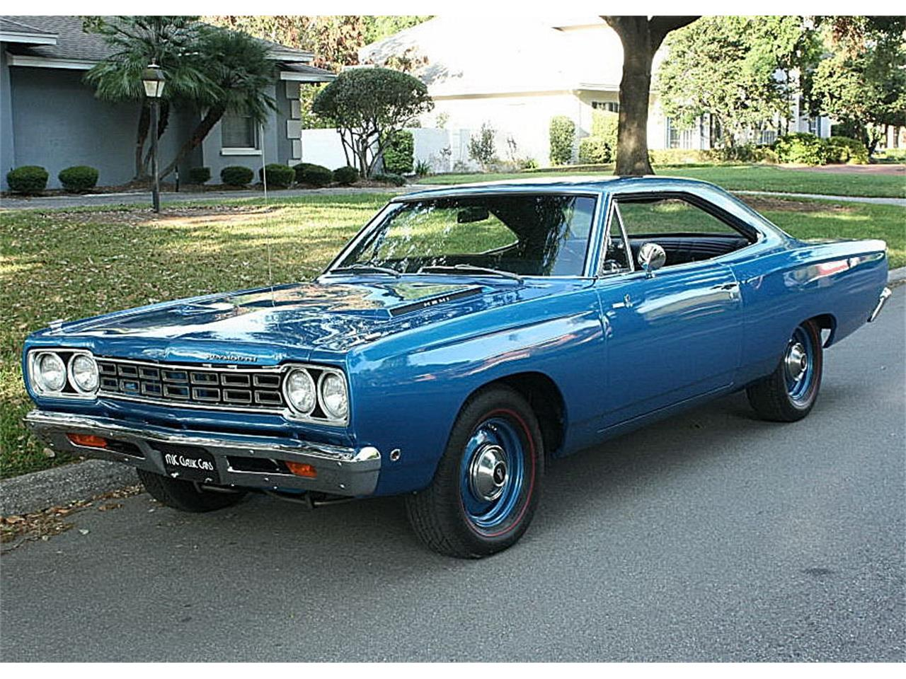 Large Picture of Classic '68 Plymouth Road Runner - $135,000.00 Offered by MJC Classic Cars - N4UW