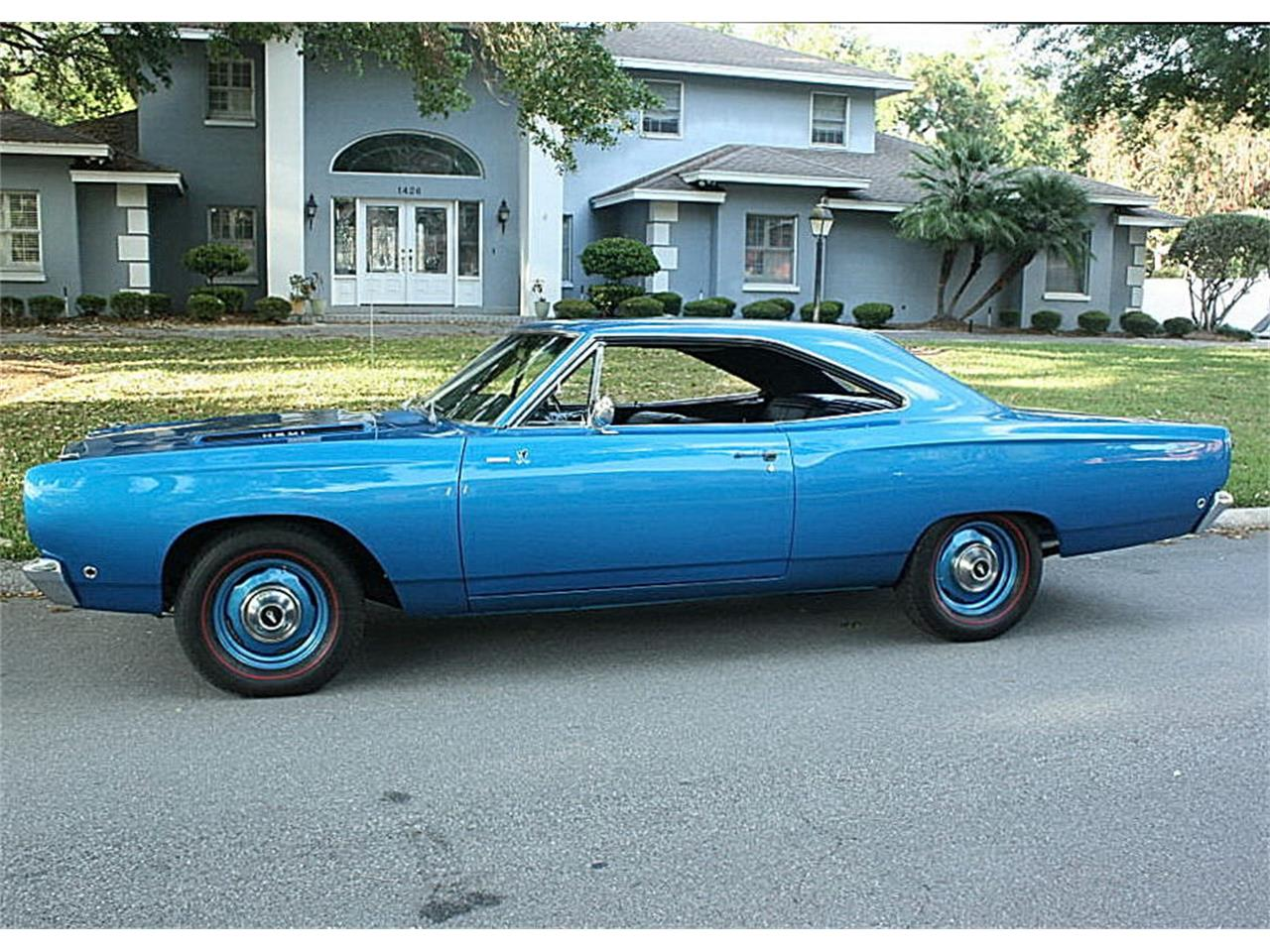 Large Picture of '68 Plymouth Road Runner located in Florida - N4UW