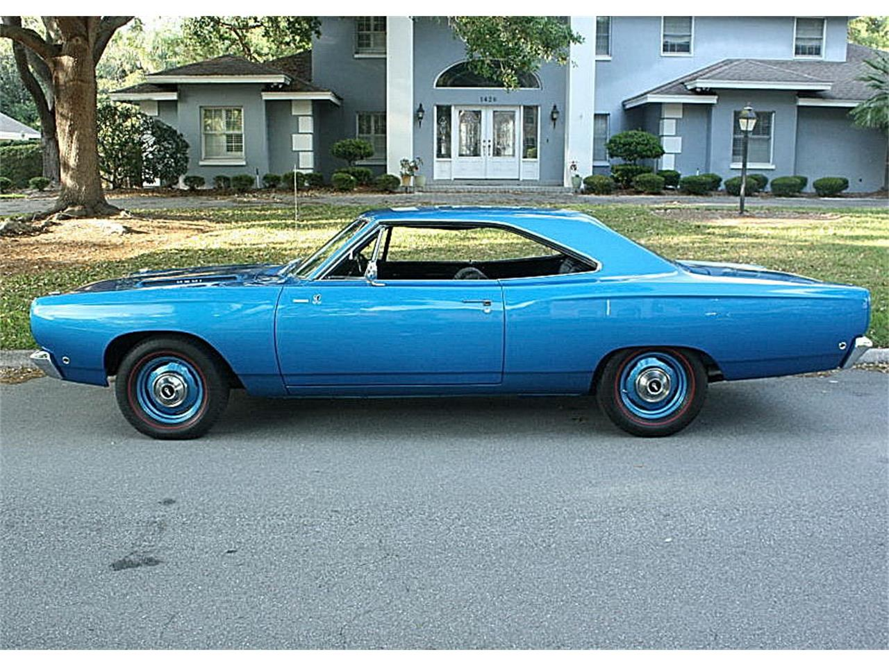 Large Picture of '68 Road Runner - N4UW
