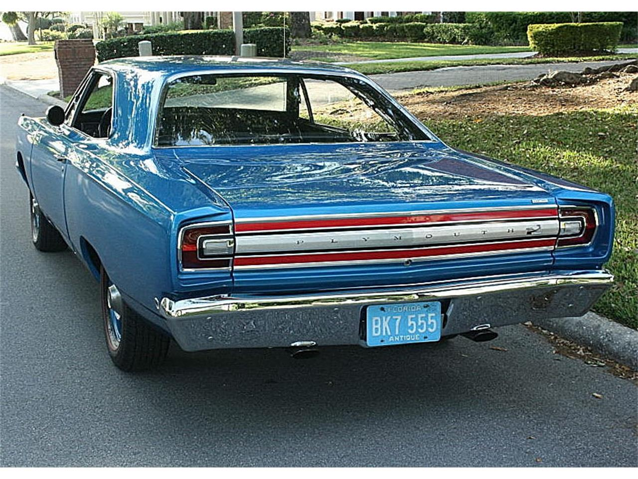 Large Picture of 1968 Plymouth Road Runner Offered by MJC Classic Cars - N4UW