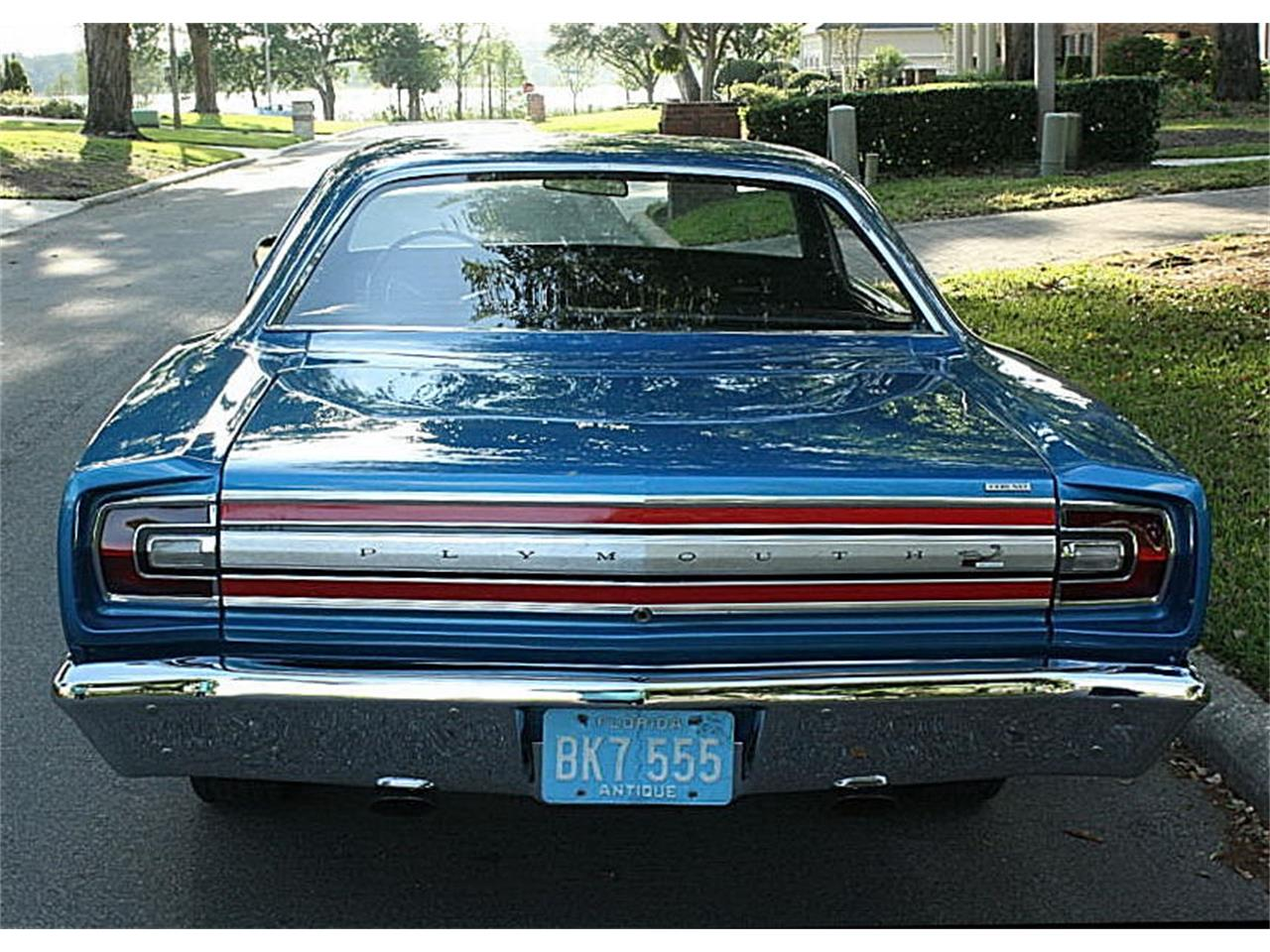 Large Picture of '68 Plymouth Road Runner located in Lakeland Florida - $135,000.00 - N4UW