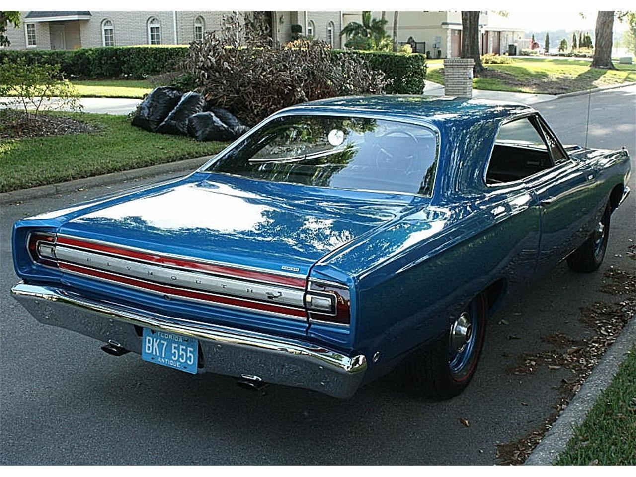 Large Picture of Classic '68 Plymouth Road Runner - $135,000.00 - N4UW
