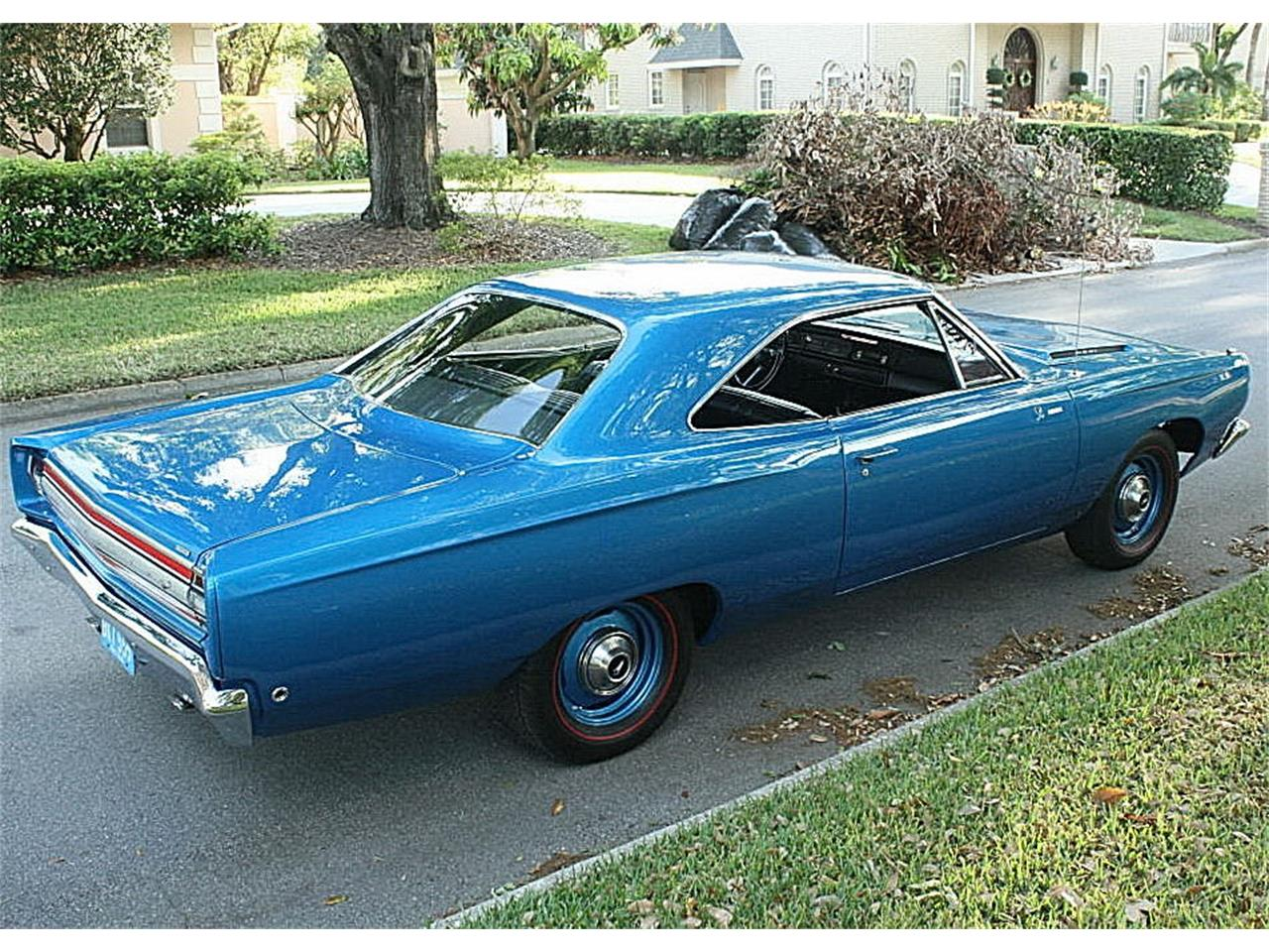 Large Picture of '68 Plymouth Road Runner - $135,000.00 - N4UW