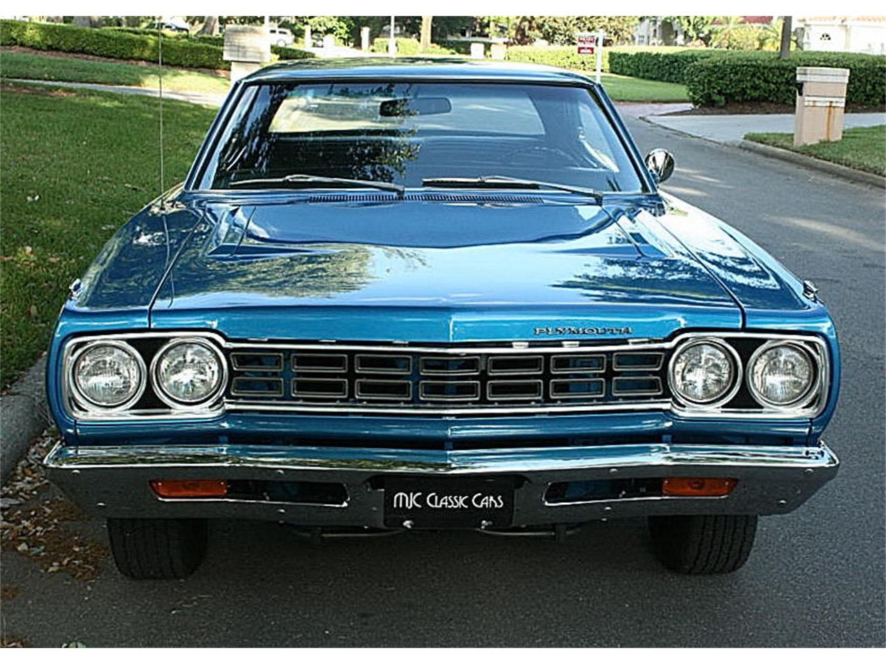 Large Picture of Classic 1968 Plymouth Road Runner - $135,000.00 Offered by MJC Classic Cars - N4UW