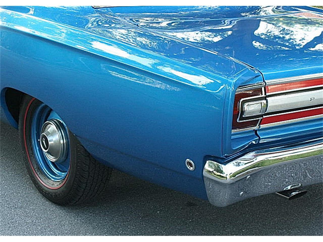 Large Picture of 1968 Plymouth Road Runner - N4UW
