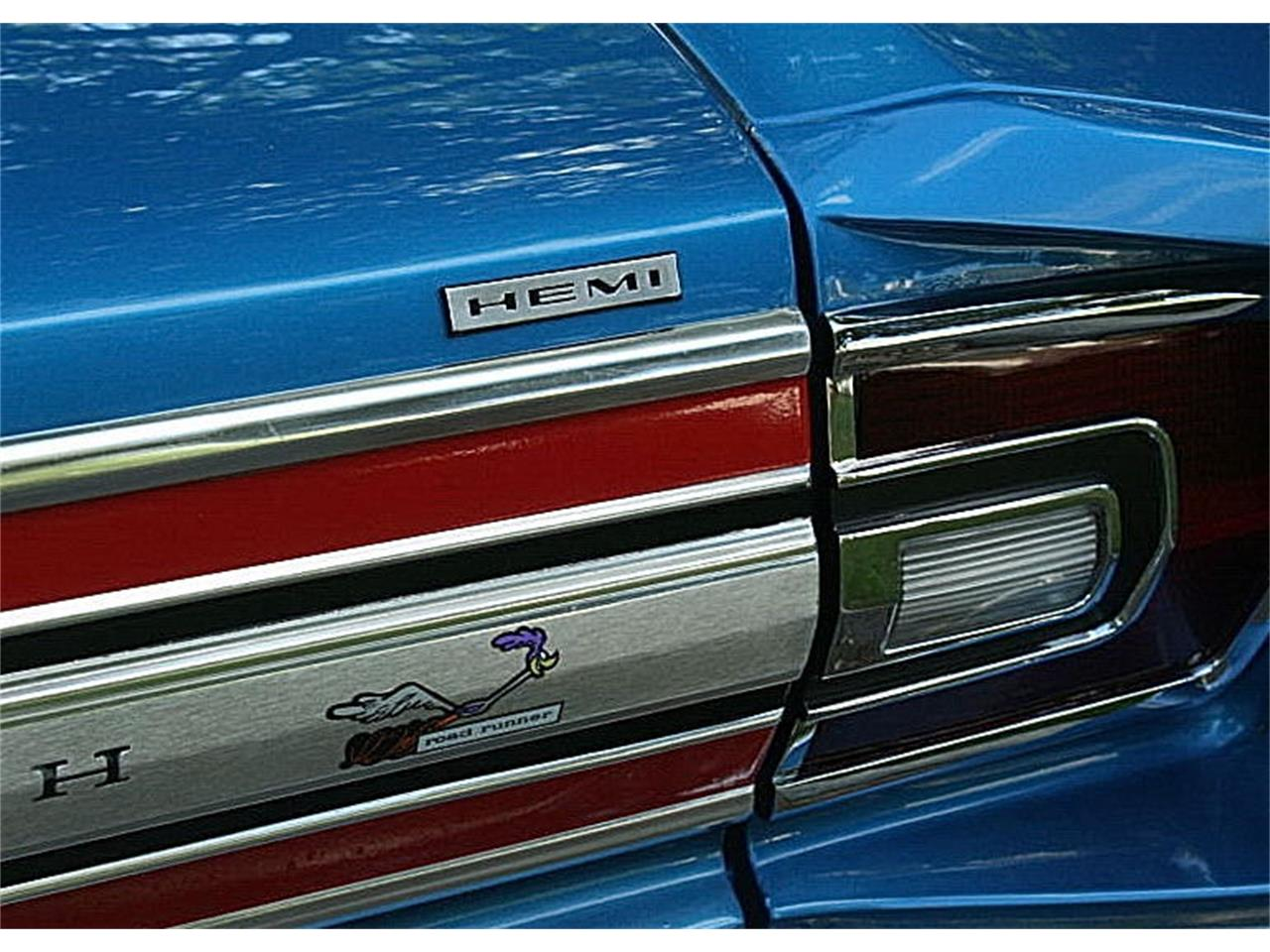 Large Picture of 1968 Road Runner located in Florida Offered by MJC Classic Cars - N4UW
