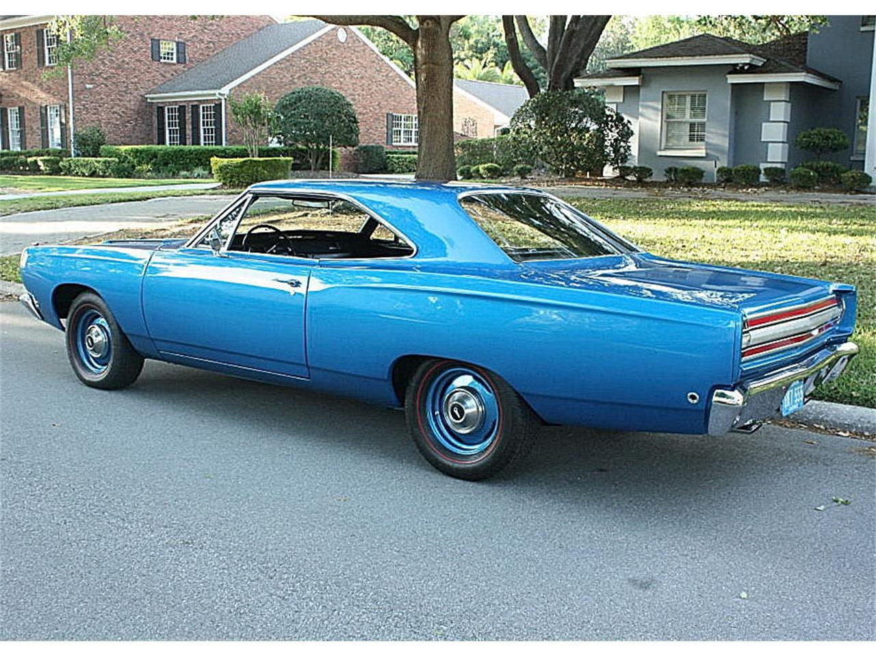 Large Picture of '68 Road Runner located in Lakeland Florida - N4UW