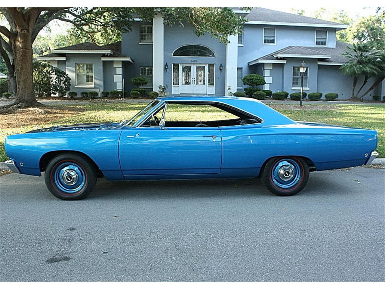 Large Picture of Classic '68 Plymouth Road Runner located in Lakeland Florida - $135,000.00 - N4UW
