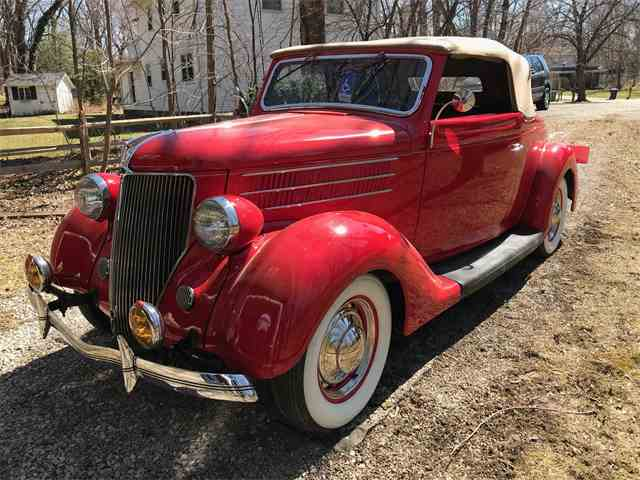 Picture of 1936 Ford Deluxe Offered by MB Vintage Cars Inc - N4V1