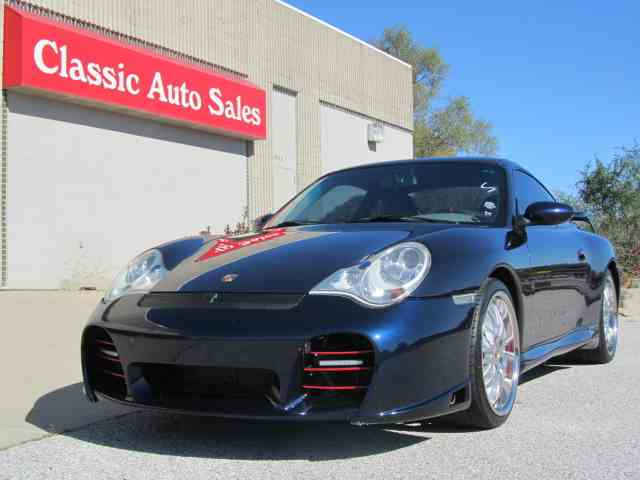 Picture of 2003 Porsche 911 Carerra 4S located in Nebraska - $23,900.00 Offered by  - N4V2