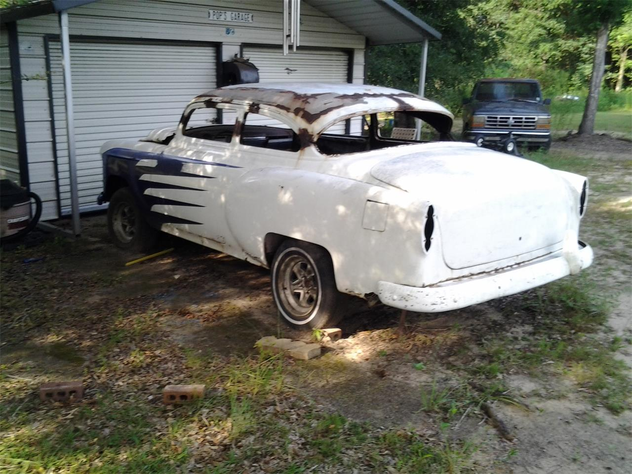 Large Picture of '53 Bel Air - N4VM