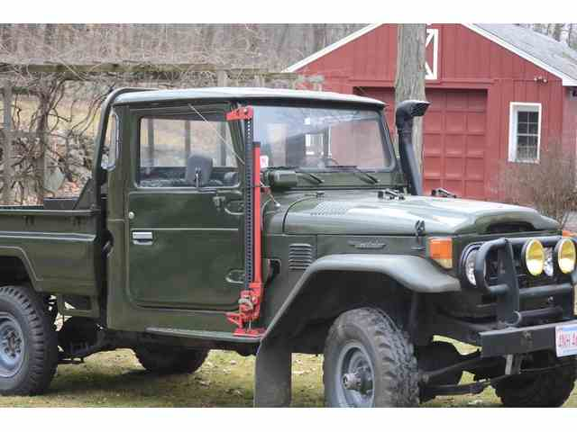Picture of 1979 Toyota Land Cruiser FJ45 - $35,000.00 - N4VP