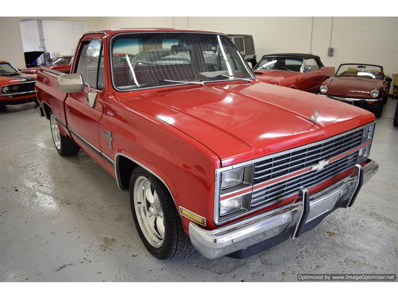 For Sale 1982 Chevrolet Silverado In Irving Texas