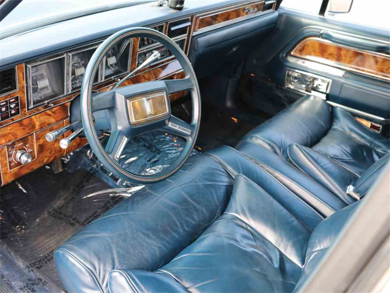 1984 Lincoln Town Car for Sale | ClicCars.com | CC-1079422