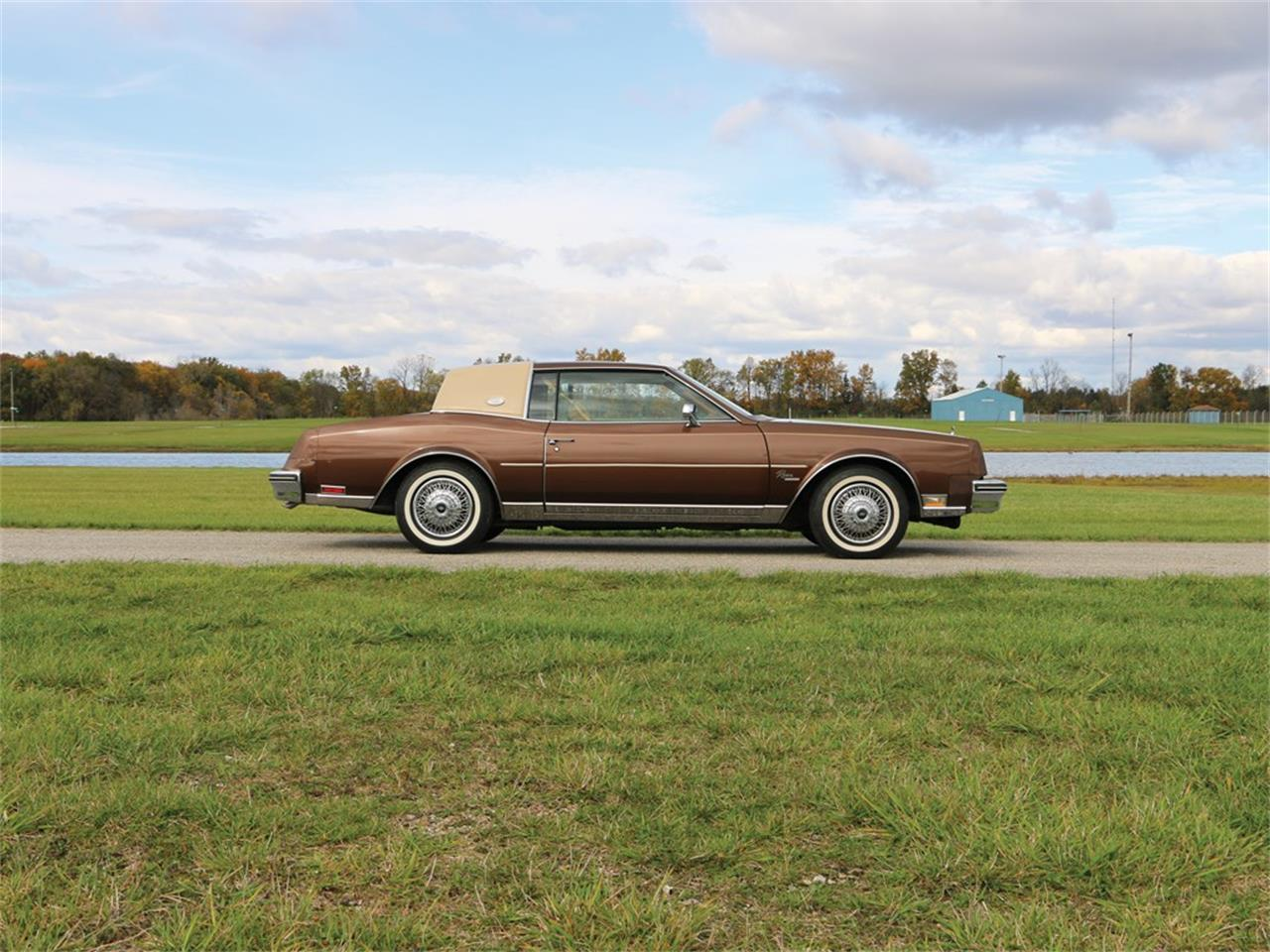 Large Picture of '79 Buick Riviera Auction Vehicle - N4W0