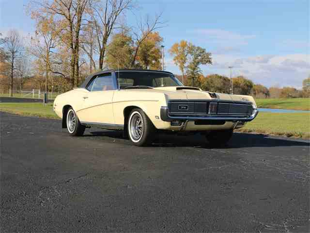 Picture of '69 Cougar 428 Cobra Jet Convertible - N4W4