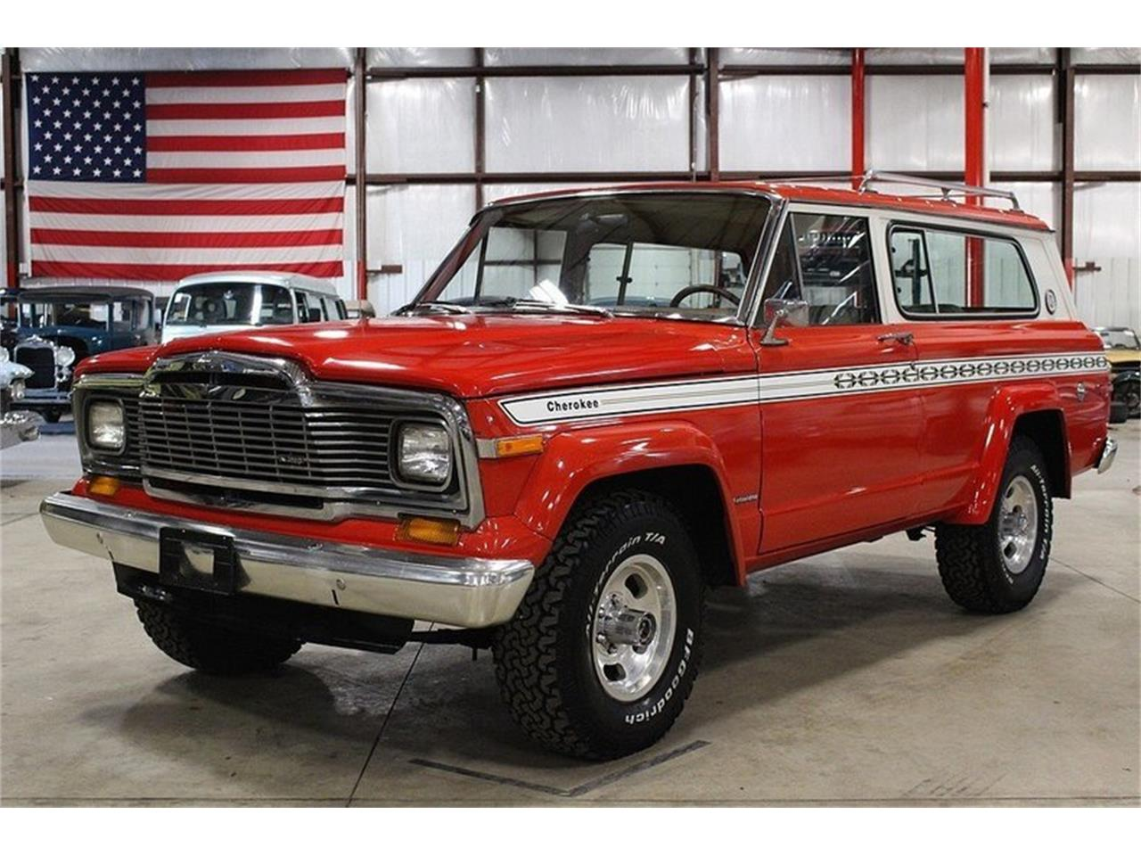 1979 Jeep Cherokee For Sale Classiccars Com Cc 1070943