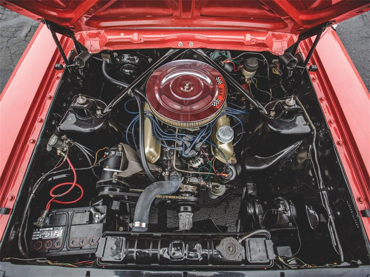 Large Picture of Classic '63 Ford Fairlane 500 Sports Coupe Offered by RM Sotheby's - N4WB