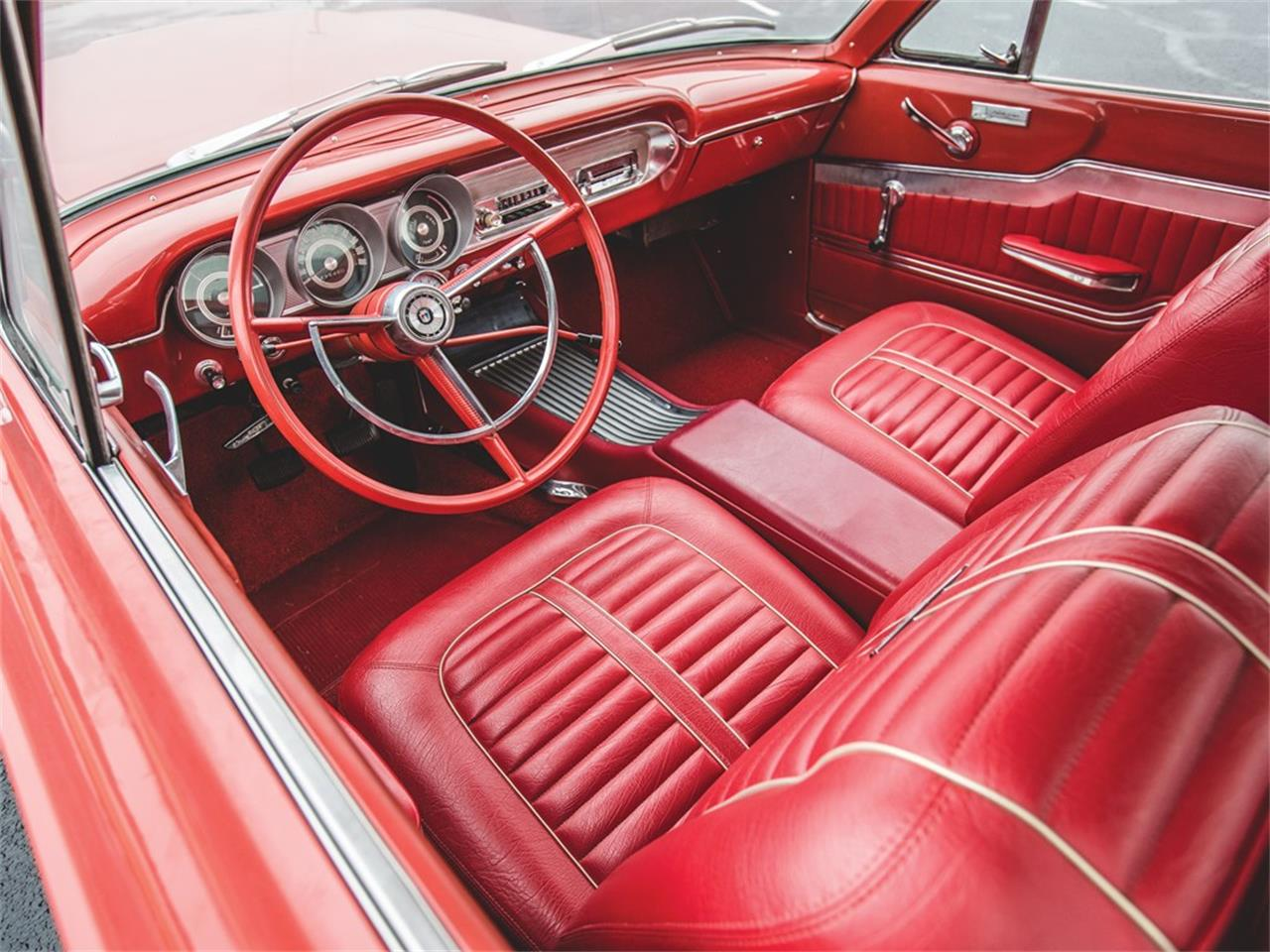 Large Picture of '63 Ford Fairlane 500 Sports Coupe located in Auburn Indiana Offered by RM Sotheby's - N4WB
