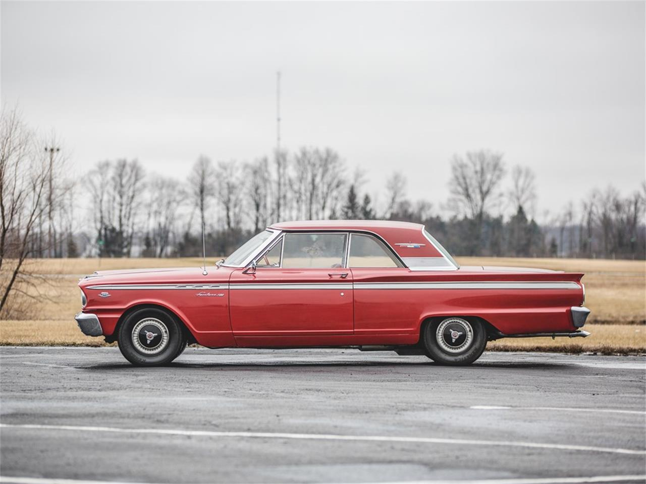 Large Picture of '63 Ford Fairlane 500 Sports Coupe - N4WB