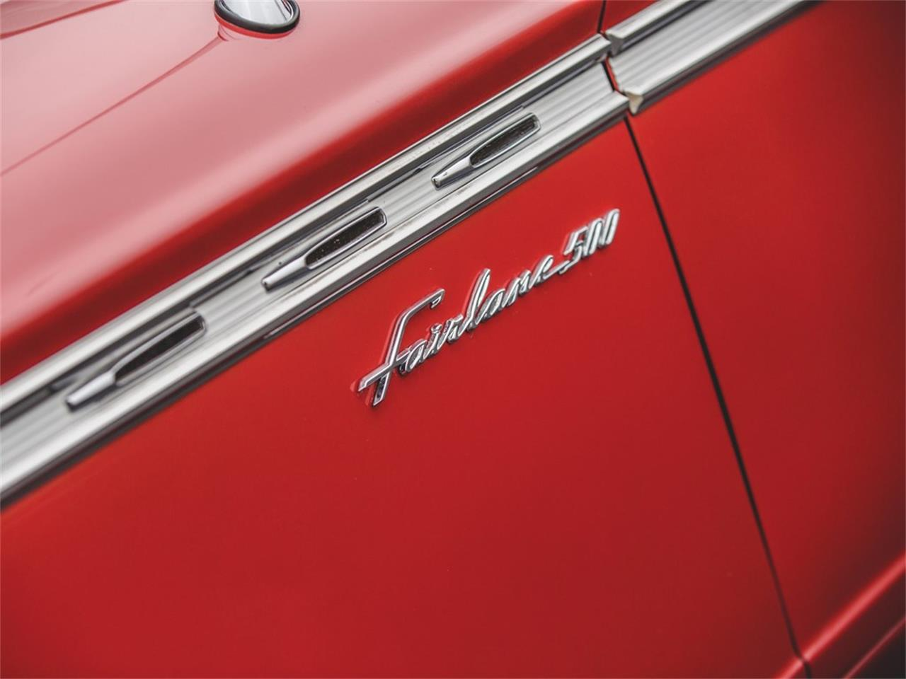 Large Picture of '63 Fairlane 500 Sports Coupe - N4WB