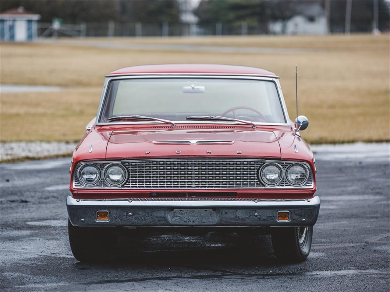 Large Picture of Classic 1963 Fairlane 500 Sports Coupe - N4WB