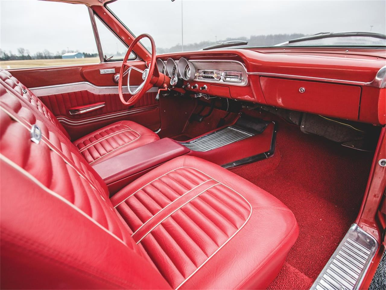 Large Picture of 1963 Fairlane 500 Sports Coupe located in Indiana Auction Vehicle Offered by RM Sotheby's - N4WB