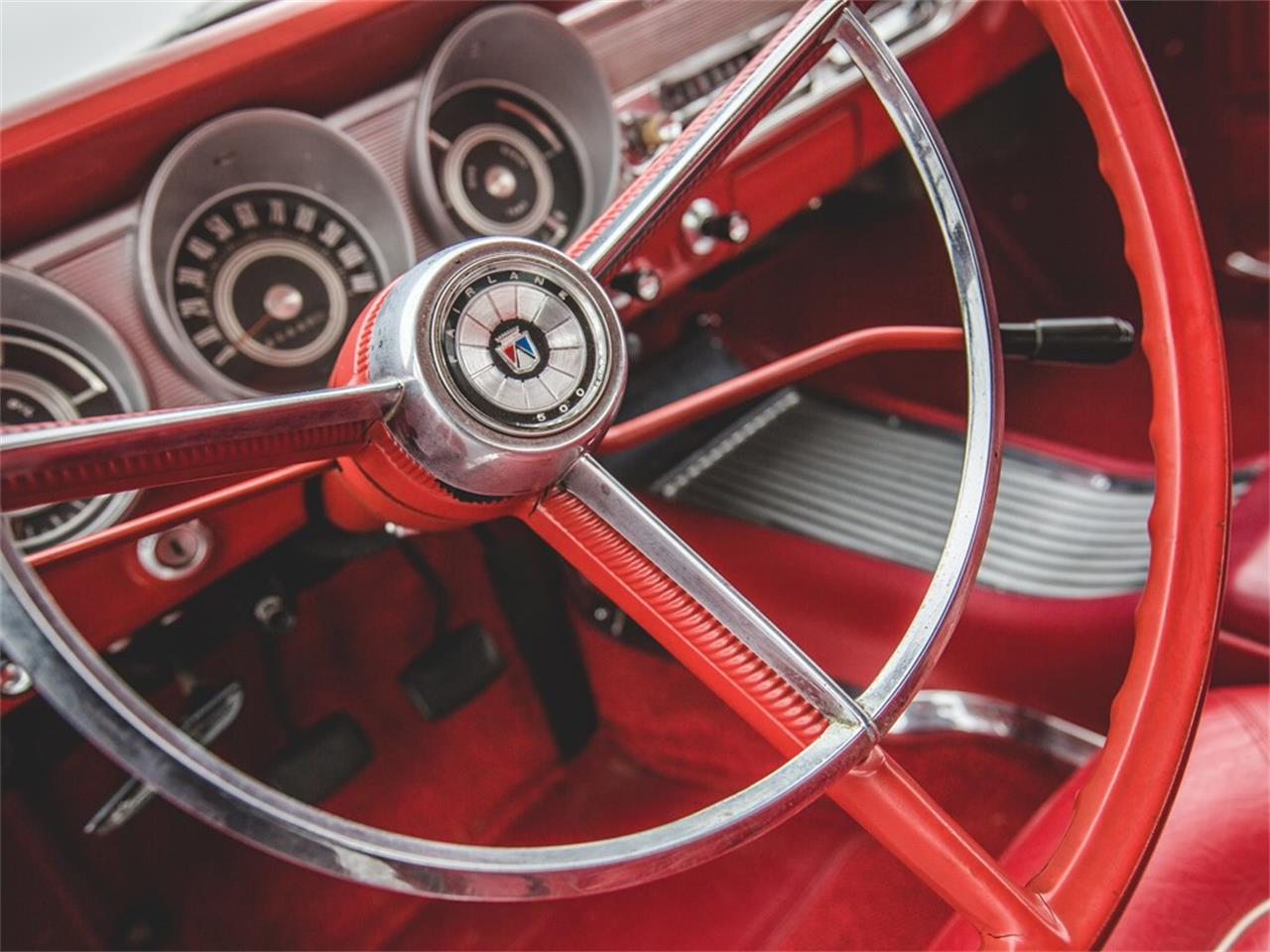 Large Picture of 1963 Ford Fairlane 500 Sports Coupe Offered by RM Sotheby's - N4WB