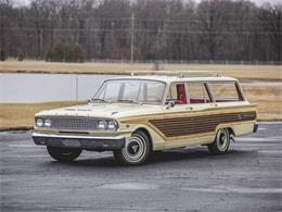 Picture of 1963 Ford Fairlane 500 Squire located in Indiana Auction Vehicle Offered by RM Sotheby's - N4WC