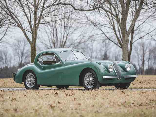 Picture of '52 XK 120 SE Fixed Head Coupe - N4WE
