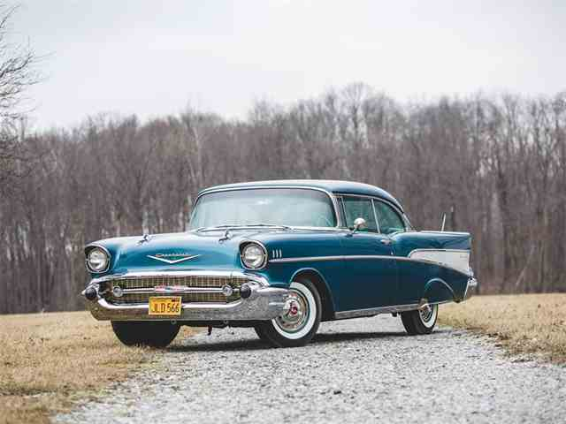Picture of '57 Bel Air - N4WF
