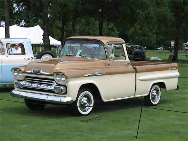 Picture of '58 Apache - N4WG