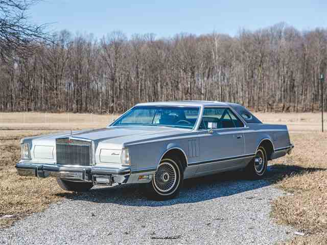 Picture of '77 Continental Mark V Cartier Edition - N4WH