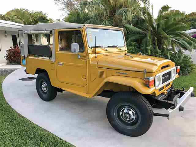 Picture of '79 FJ43 Land Cruiser Soft-Top Offered by RM Sotheby's - N4WM