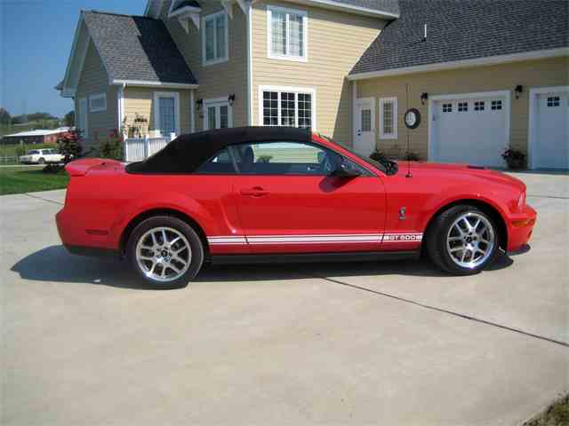 Picture of '07 Mustang - N4WO