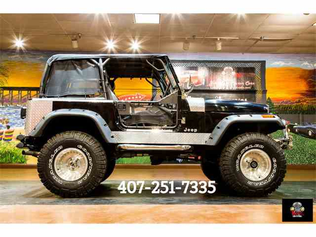 Picture of '84 CJ7 - MYCH