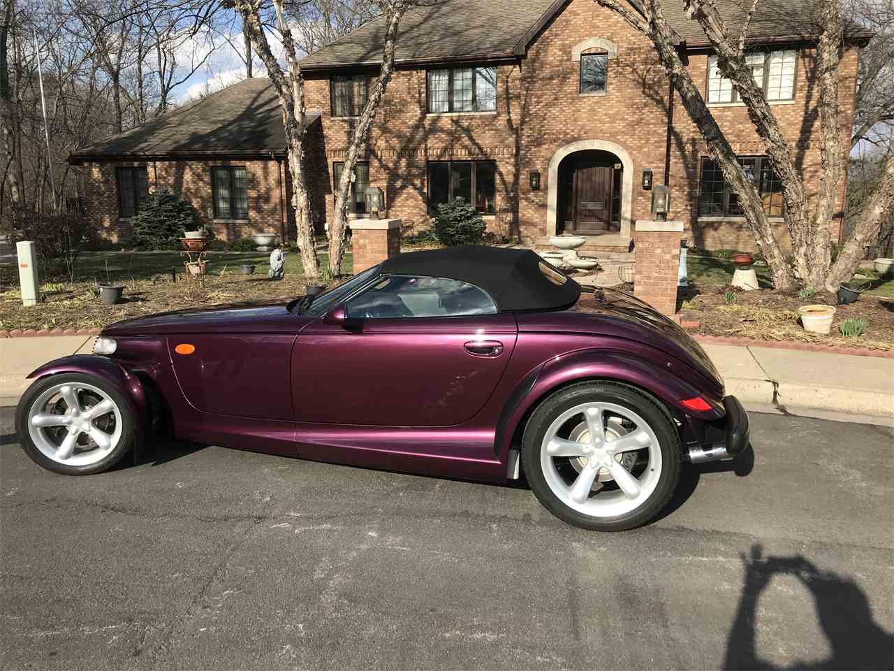 1999 plymouth prowler for sale cc 1079453. Black Bedroom Furniture Sets. Home Design Ideas