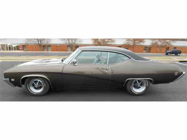 Classic buick for sale on classiccars 1969 buick gran sport sciox Image collections