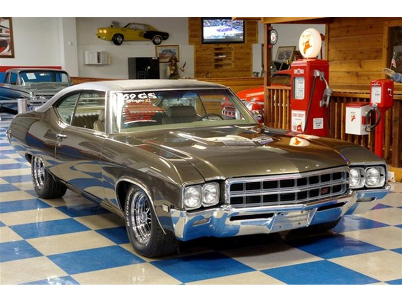 Large Picture of '69 Gran Sport - N4WX