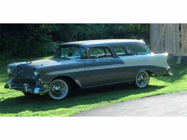 Picture of Classic '56 Nomad - N4X1