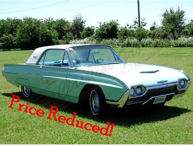 Picture of 1963 Ford Thunderbird Offered by  - N4X7