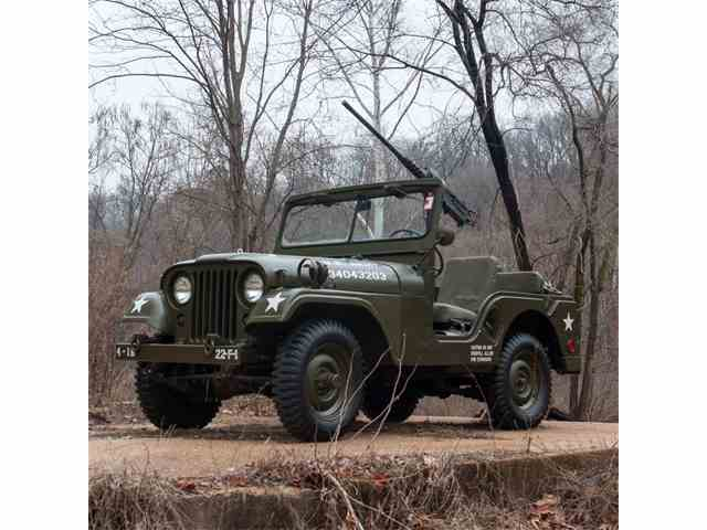 Picture of Classic '53 Jeep located in St. Louis Missouri Offered by  - N4XP