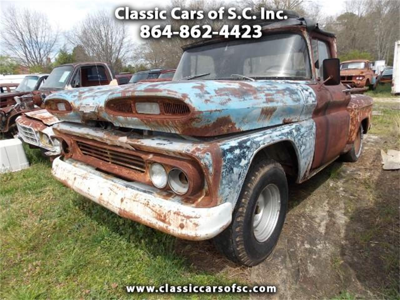 1960 Chevrolet Truck For Sale Classiccars Com Cc 1079493