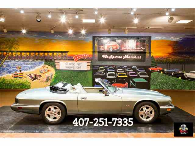 Picture of 1995 Jaguar XJS located in Florida - $18,995.00 - MYCM