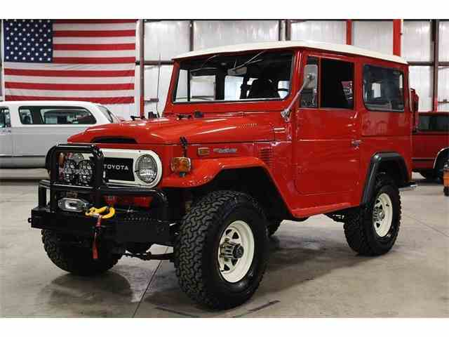 Picture of '74 Land Cruiser FJ - N4YC